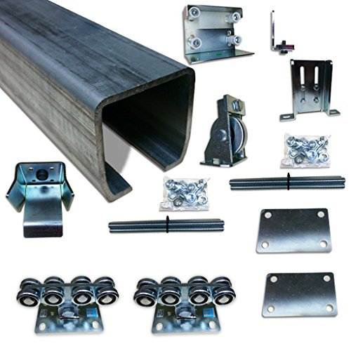 Cantilever Gate - Slide Gate Truck Assembly kit M Cantilever Gate Truck Assemblies Sliding Gate