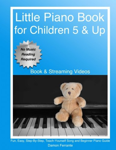Classical Pop Keyboard (Little Piano Book: Fun, Easy, Step-By-Step, Teach-Yourself Song and Beginner Piano Guide (Book & Streaming Videos))