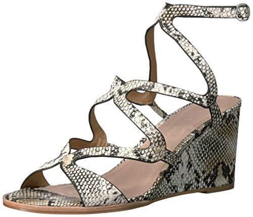 Chinese Laundry Women's Radical Wedge Sandal, Natural Multi Snake, 8 M US
