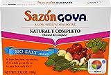 Goya Foods Sazon Natural & Complete, 3.52 oz