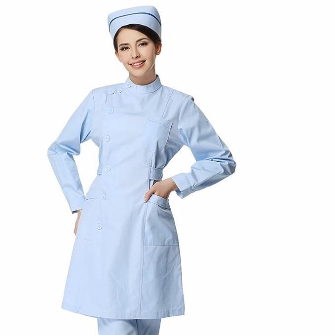 Xuanku Médicos, Enfermeras, Médicos, Enfermeras, Manga Corta, Manga Larga De Invierno
