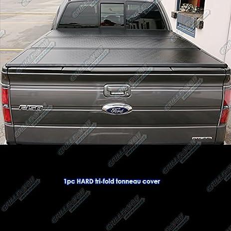 Amazon Com Dodge Ram 5 8ft Bed No Built In Box 2009 2017 Hard Tri