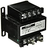 Siemens MT0100B Industrial Power Transformer, Domestic, 240 X 480 Primary Volts 50/60Hz, 24 Secondary Volts, 100VA Rating