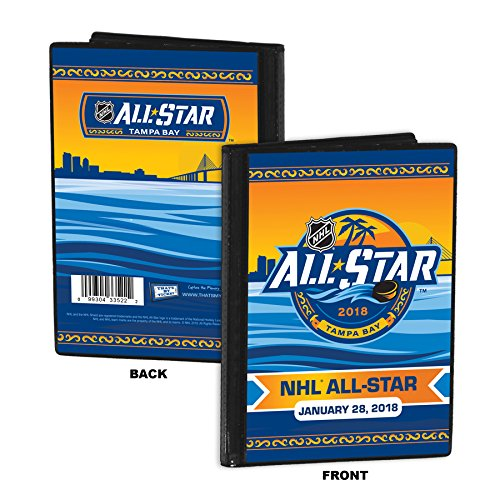 2018 NHL All-Star Game 4x6 Photo Album - Tampa Bay Lightning (2018 All Star Game Tickets)