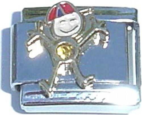 November Boy Italian Charm ()