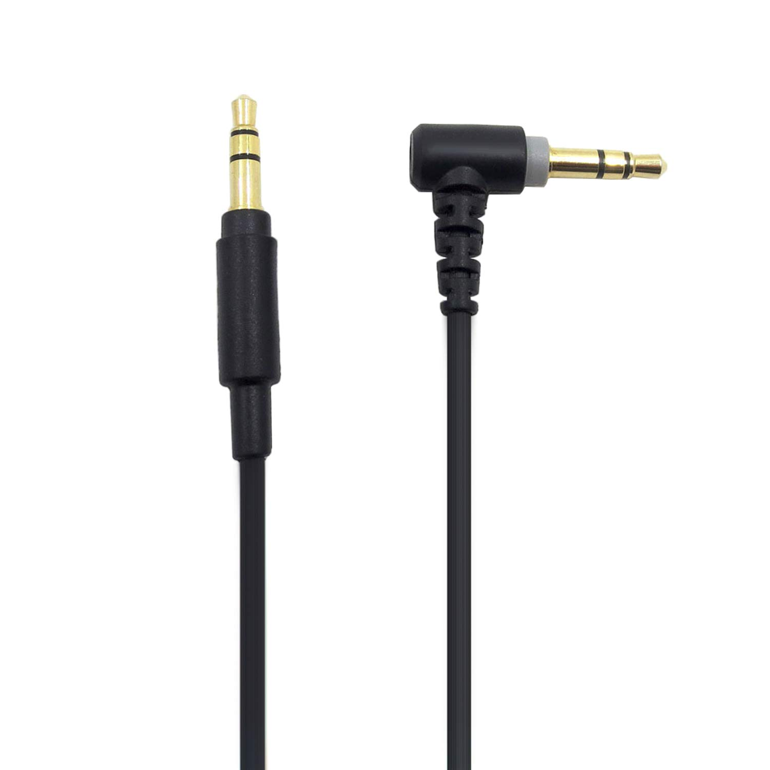 Replacement Headphones Audio Cable Cord Wire for Sony MDR-10R MDR-100ABN MDR-1A MDR-1000X MDR-1ADAC Wireless Headphones with Microphone Remote Volume Control Mic