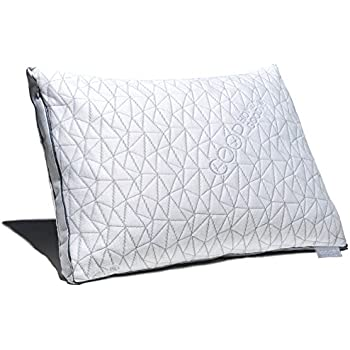 coop home goods the eden pillow ultra tech cover with gusset adjustable fill