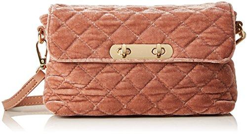 ESPRIT Women's 087ea1o045 Shoulder Bag Pink (Old Pink)