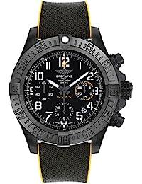 Avenger Hurricane 45 Automatic Chronograph Mens Watch XB0180E4/BF31-284S. Breitling