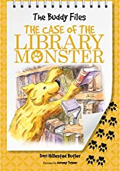 The Buddy Files: The Case of the Library Monster (Book 5)
