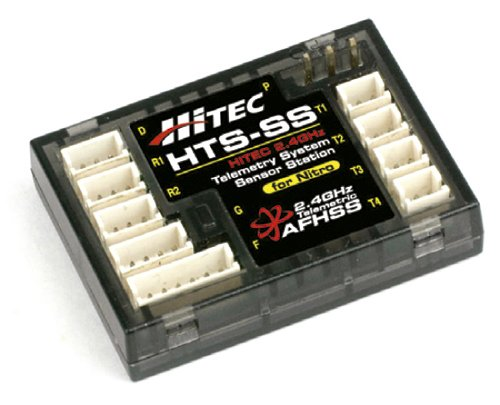 Hitec/RCD Sensor Station HTS-SS 2.4Ghz