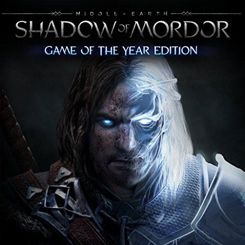 Middle Earth  Shadow Of Mordor   Game Of The Year Edition   Ps4  Digital Code