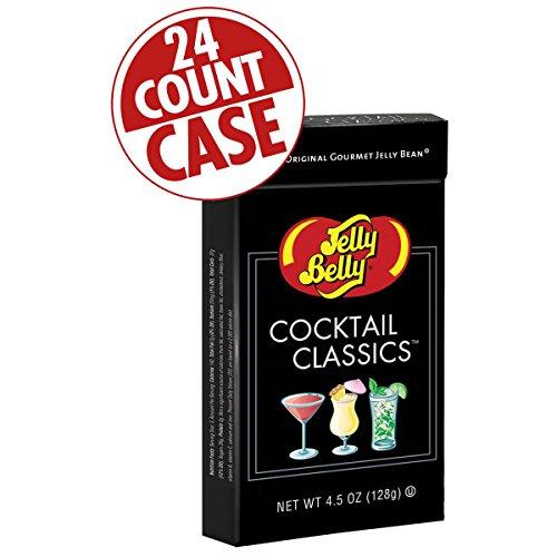(Cocktail Classics® Jelly Beans Mix - 4.5 oz Flip-Top Boxes - 24-Count Case)