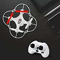 RC Drone,JTT-TOYS Mini WIFI FPV RC Quadcopter 2.4Ghz 6 Axis with Camera Headless Mode Mini RC Aircraft-White
