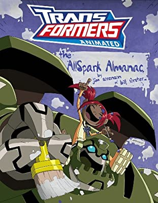 Transformers Animated: The Allspark Almanac