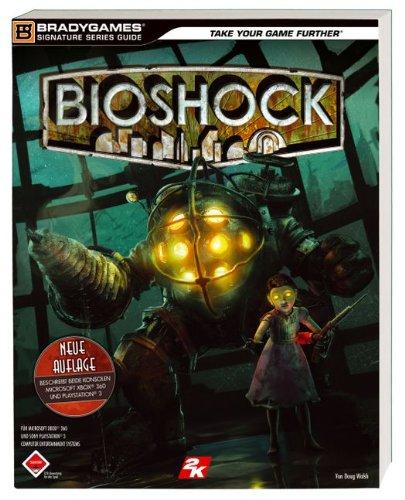 Bioshock - Für PS3. Der offizielle Strategie-Guide. (Brady Games)