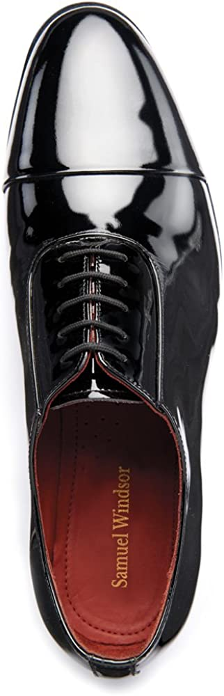 Samuel Windsor Men's Handmade Black