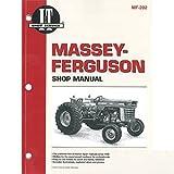 SMMF202 New Massey Ferguson Shop Manual 210 220 205 175 180 2675 2705 2745 +