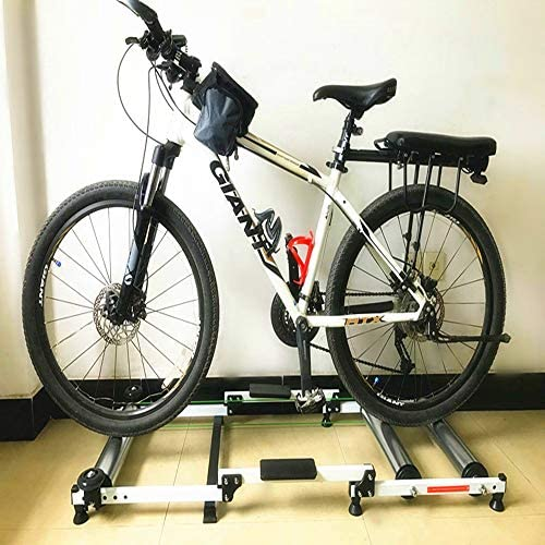 Asffdhley Turbo Trainer Bicicleta Entrenador MTB Carretera ...