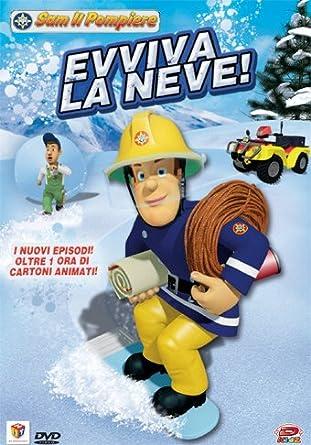 Amazon Com Sam Il Pompiere 02 Evviva La Neve Italian Edition