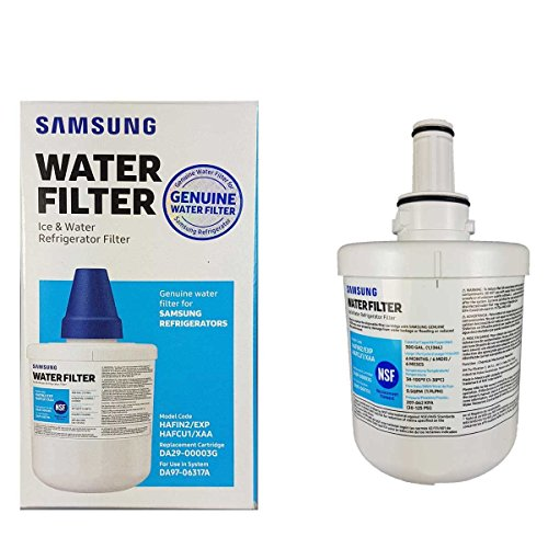 Samsung Genuine HAFCU1/XAA  Refrigerator Water Filter, 1 Pack