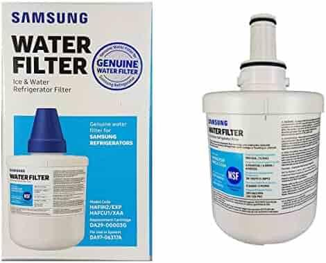 Samsung Genuine DA29-00003G Refrigerator Water Filter, 1 Pack