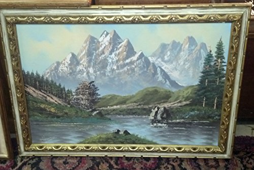 GNED BIG Nature Painting 24