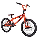"20"" Chaos Boys' BMX Bike (Neon Orange) (Neon Orange)"