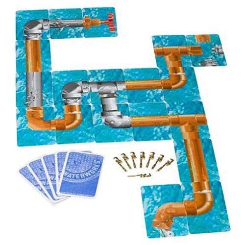 Winning Moves Games Waterworks Classic (Waterworks Game)