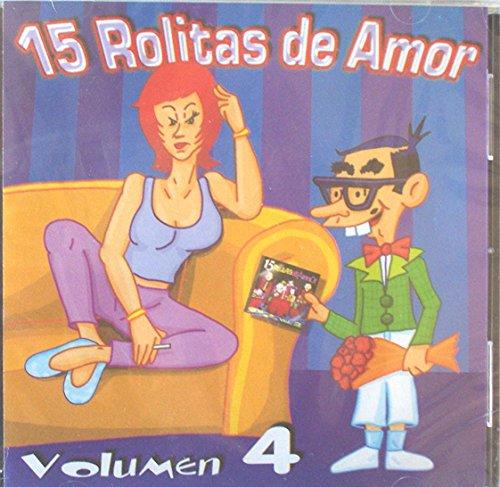 Price comparison product image 15 Rolitas De Amor Volumen 4