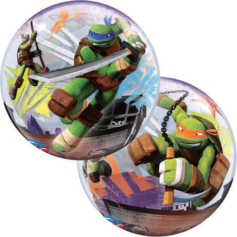 Teenage Mutant Ninja Turtles, Single Bubble Balloon: Amazon ...