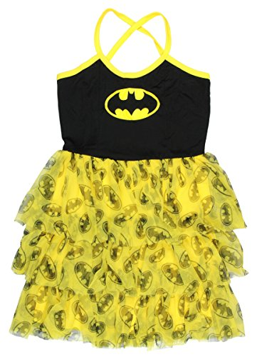 Batman Mini Skirt Dress -