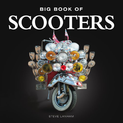 Big Book of Scooters (Big Books) by G2 Entertainment
