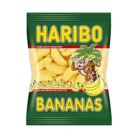 Haribo BANANAS - FRENCH version