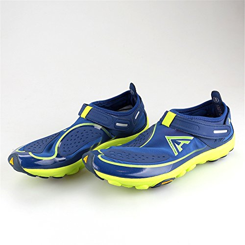 Breathable Men Blue Shoes Lake Women Water Lightweight Swim Shoes Beach YIZER Boating Aqua Mesh for Walking pwXq4E