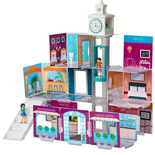 Grand Hotel Creative Deluxe Dollhouse Building Set