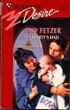 Anybody's Dad, Amy J. Fetzer, 0373760892
