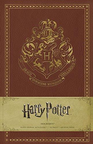 Harry Potter Hogwarts Hardcover Ruled Journal – HPB