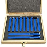 11pcs Carbide Tip Tipped Cutter Tool Bit Cutting