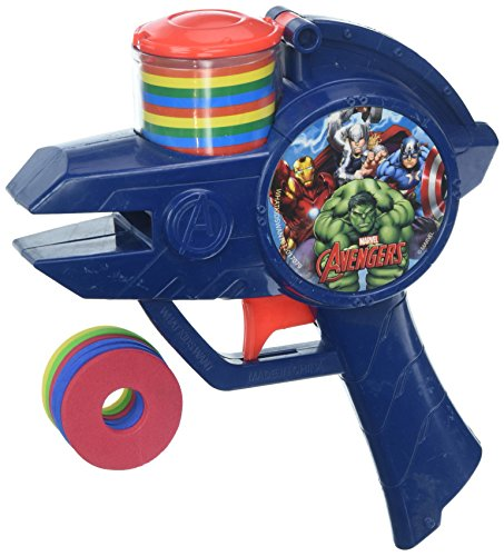 Avengers Foam Disc Shooter