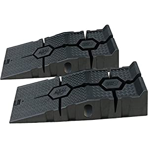 Eckler's Premier Quality Products 61-338980 Rhino Max Drive-On Ramps, Pair, 16,000 Pound Capacity