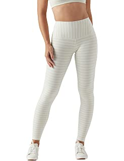6bf76de47a652 Sultry Legging: Shark and White Pinstripe at Amazon Women's Clothing ...