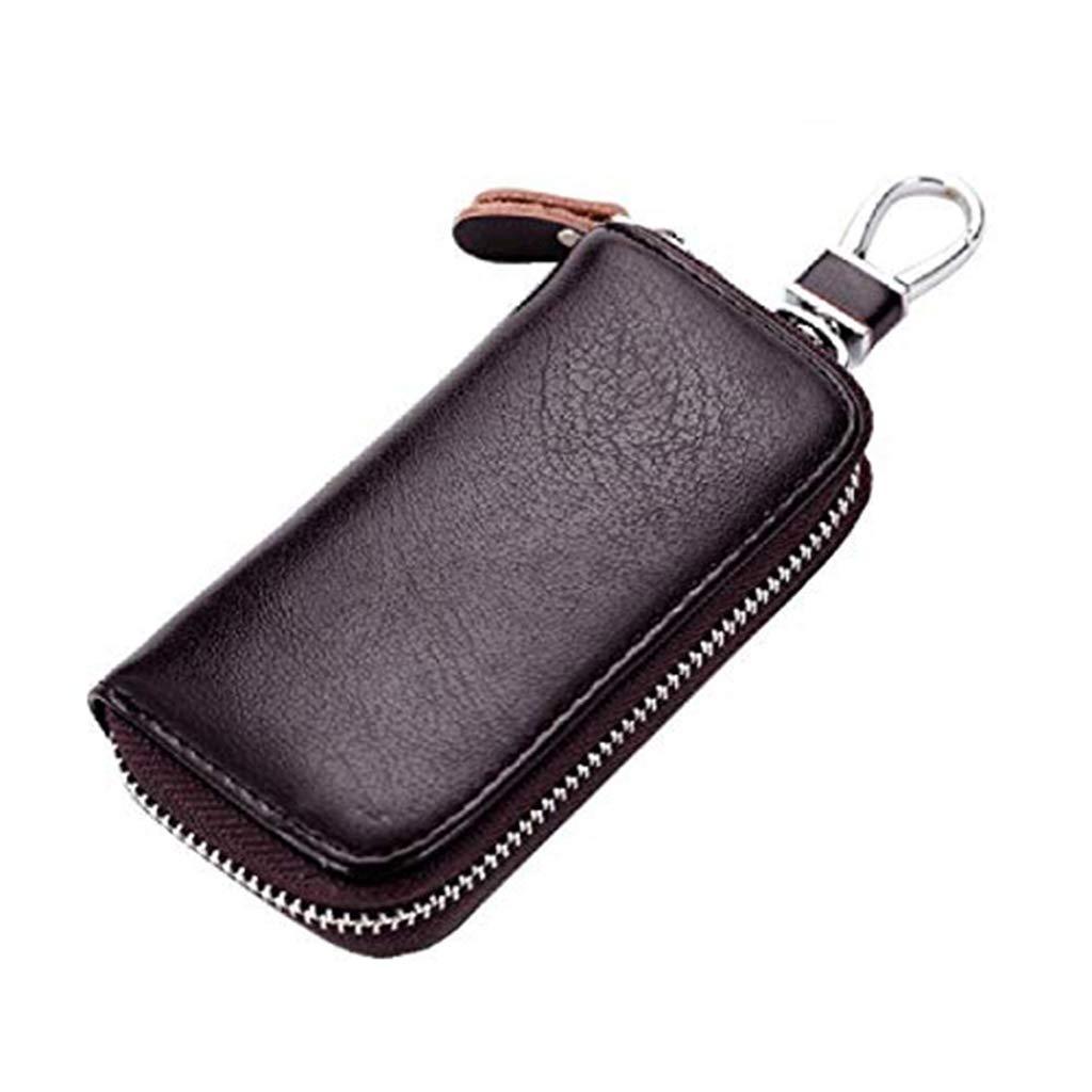 Trendy Car Auto Key Holder Case Bag Ring Purse Keychain Wallet Purse Coin Bag S