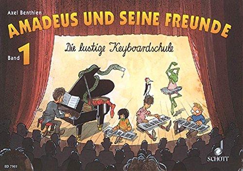 Amadeus und seine Freunde, Bd.1