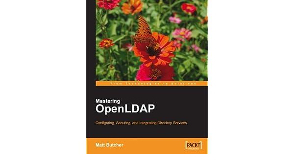 Mastering Openldap Ebook