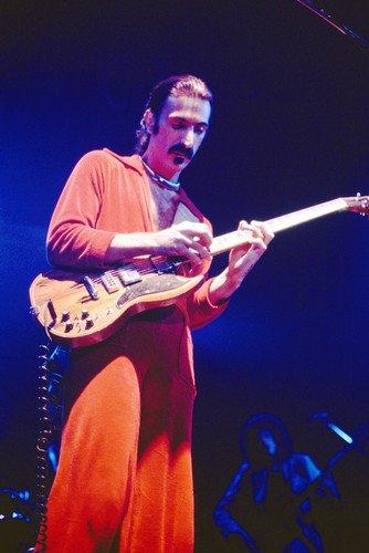 Frank Zappa 24x36 Poster