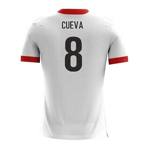 Peru World Cup 2020 Jersey.Amazon Com 2018 19 Peru Airo Concept Home Football Soccer