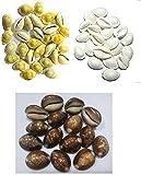 finaldeals Combo of Yellow Kaudi White kaudi and