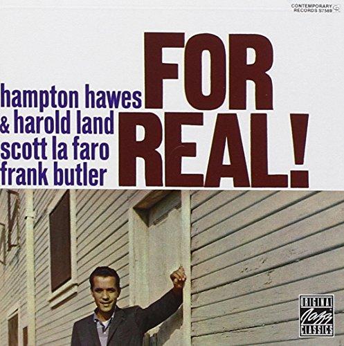Hampton Hawes For Real! (Hampton Stores)