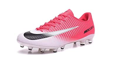 0d30f316c70 Image Unavailable. Image not available for. Color  Nike Mercurial Vapor XI  AG-Pro 831957-602 Racer Pink Black-White